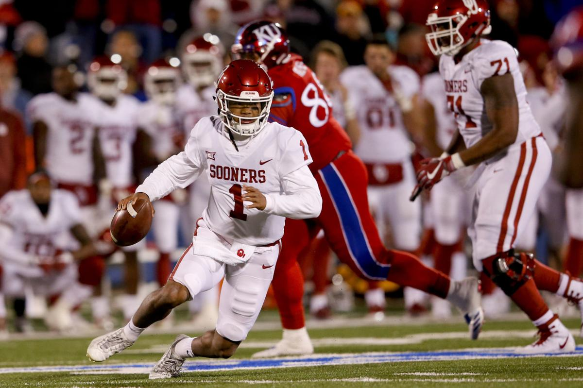 official photos b8e74 03f43 OU football: Kyler Murray reportedly to sign contract with ...