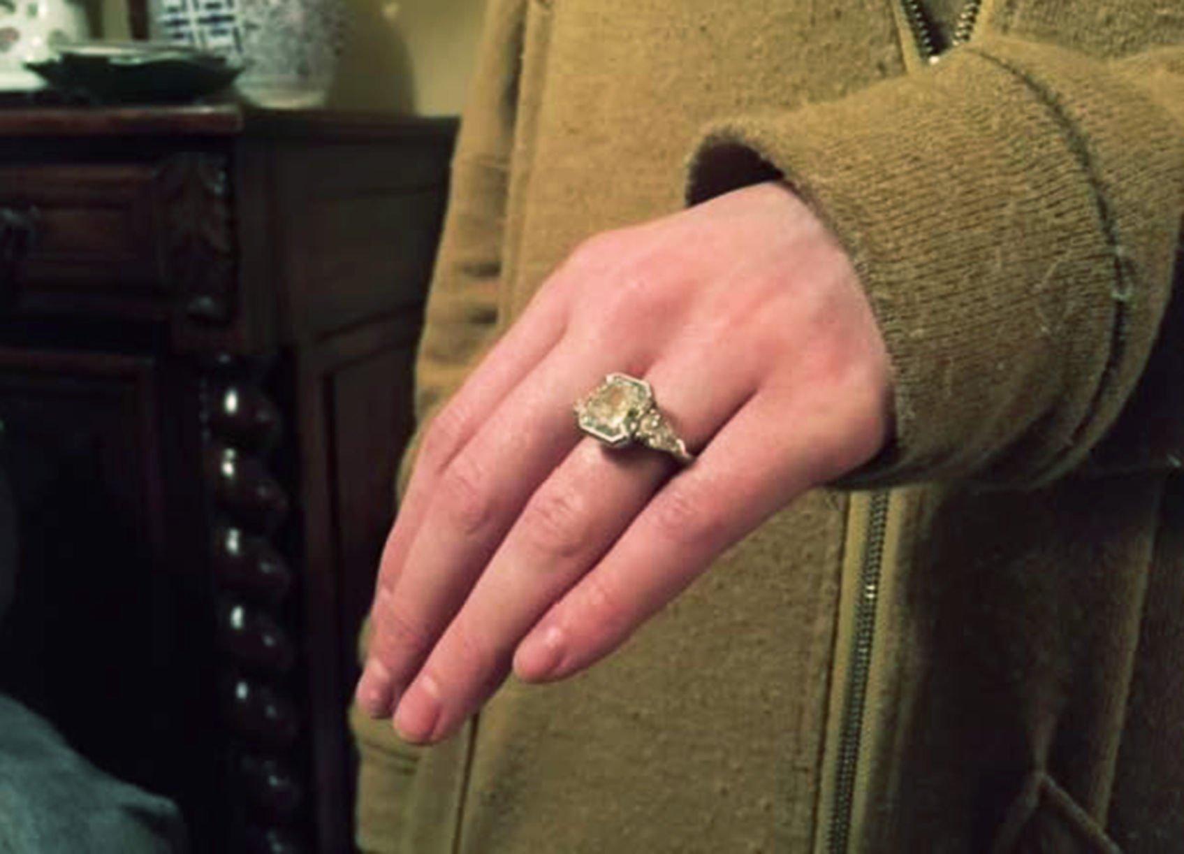 Former Mayor Kathy Taylor loses 4 million blue diamond ring files