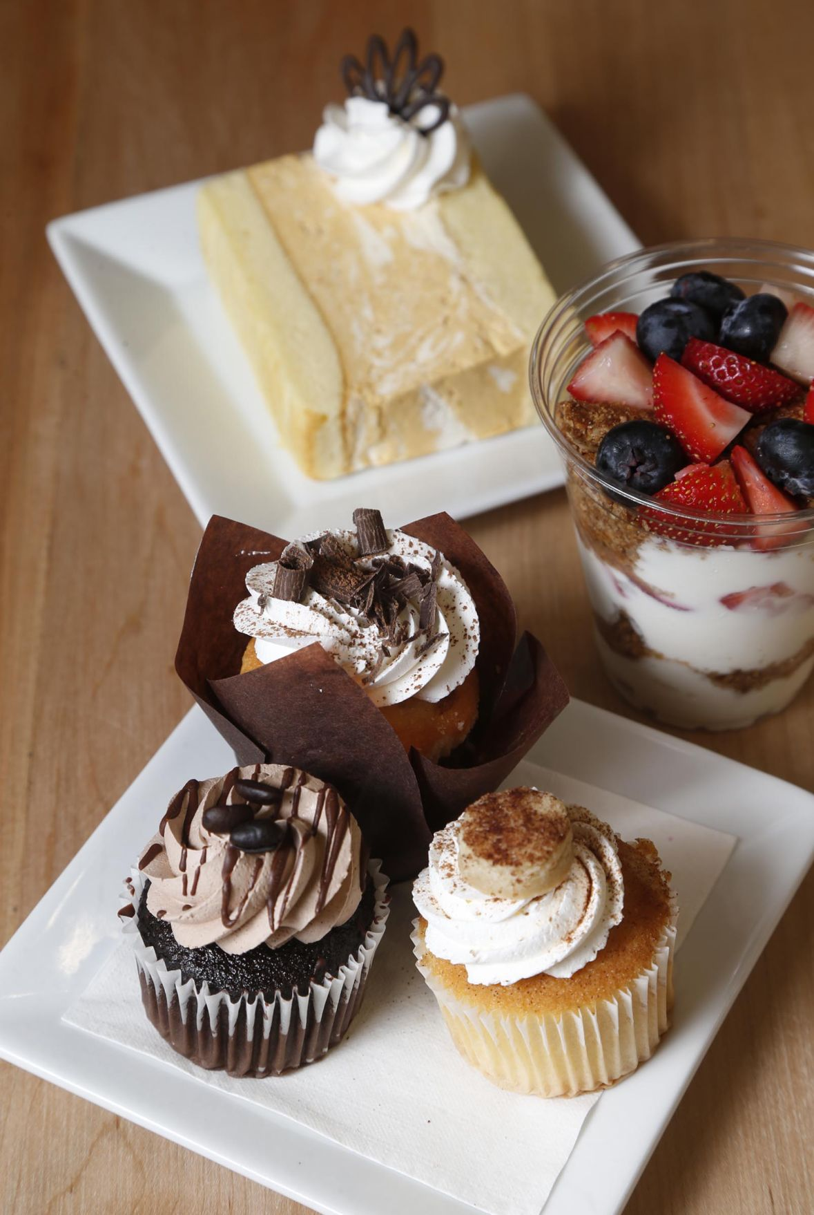 Ludger's desserts