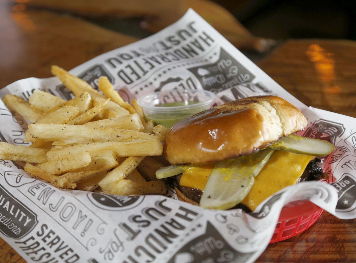 Masa burger