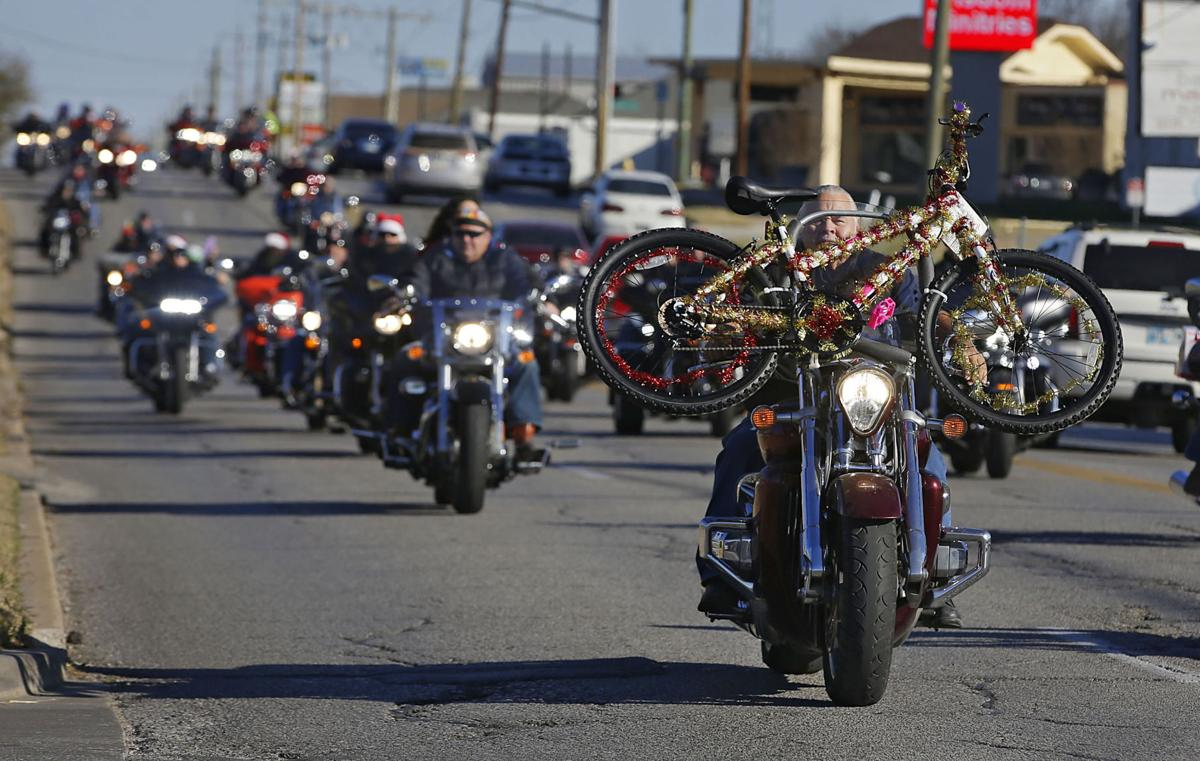 Annual ABATE motorcycle toy run \'all about the kids\' | Metro ...