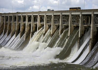 GRAND LAKE FLOOD WATERS