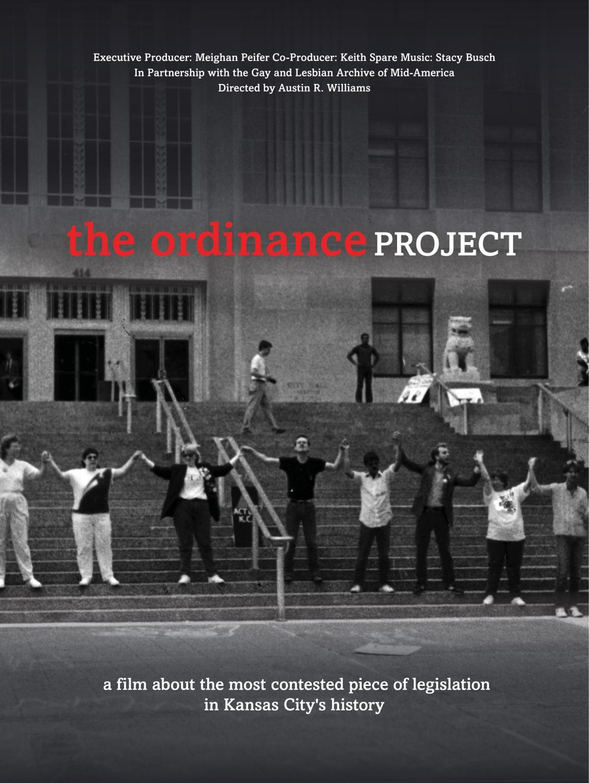 THE ORDINANCE PROJECT Poster