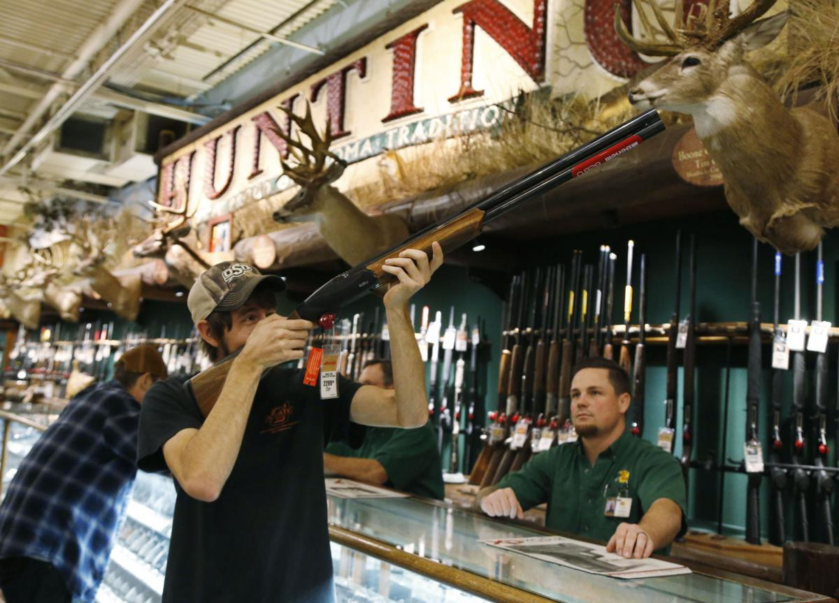 When a background check brings a rude surprise, gun buyers