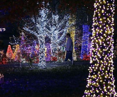 Rhema lights MW - Christmas Lights Displays Bring Holiday Cheer Scenelatest