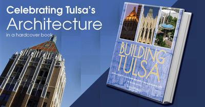 Pre-order 'Building Tulsa' and save $15