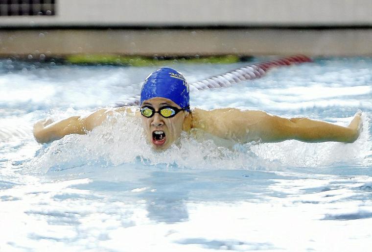 oklahoma all state swim meet