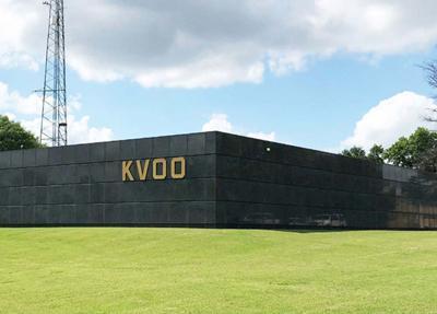 KVOO building