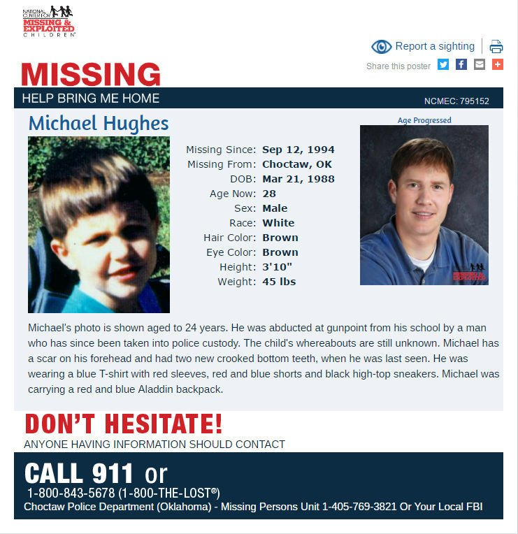 16 Tulsans are among the 66 missing Oklahomans  Have you