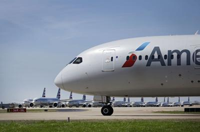 AMERICAN AIRLINES PLANES (copy)