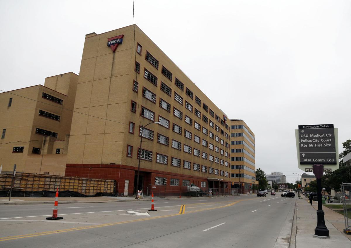 BCBS, downtown YMCA buildings make national register | Tulsa ...