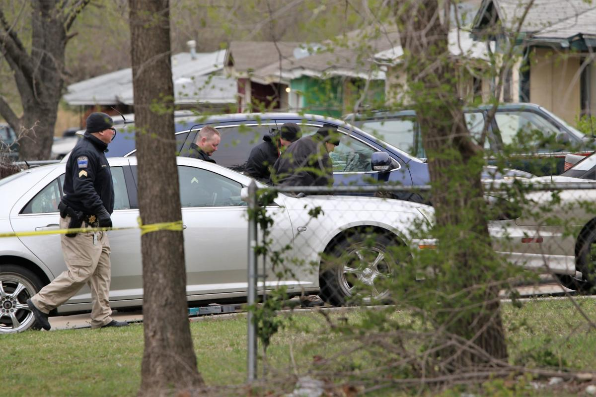 authorities identify man found dead in driveway he had