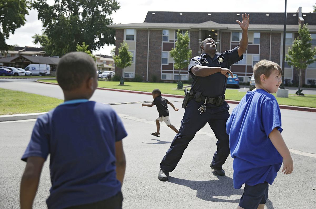 61st and Peoria: Positive progress dominoes in long-troubled