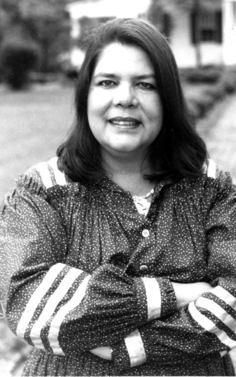 Wilma Mankiller in 1987