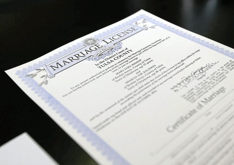 Oklahoma house votes to do away with state marriage licenses oklahoma house votes to do away with state marriage licenses solutioingenieria Image collections