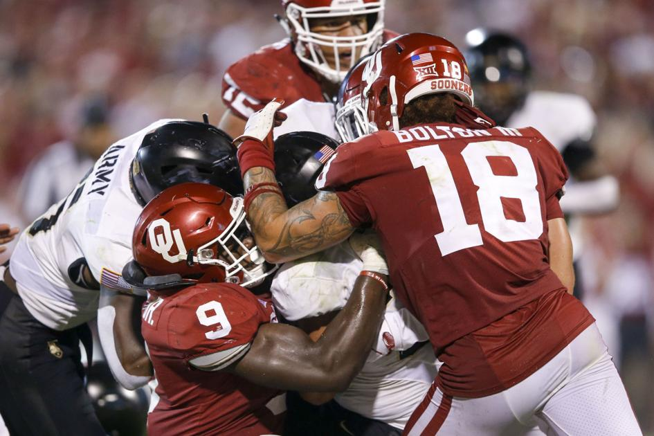 OU football: Kenneth Murray named Walter Camp national ...