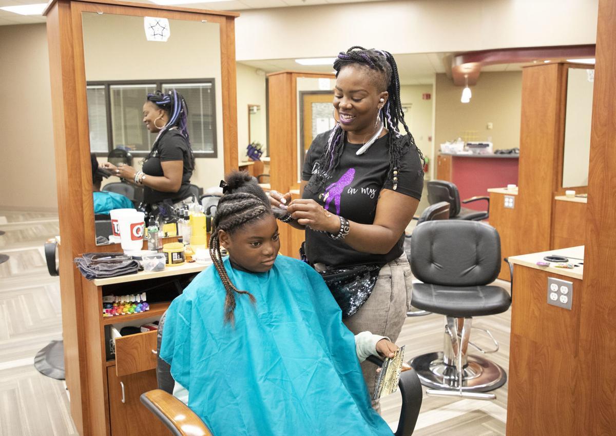 Tulsa Tech Barber Cut Off sends hundreds of kids back to