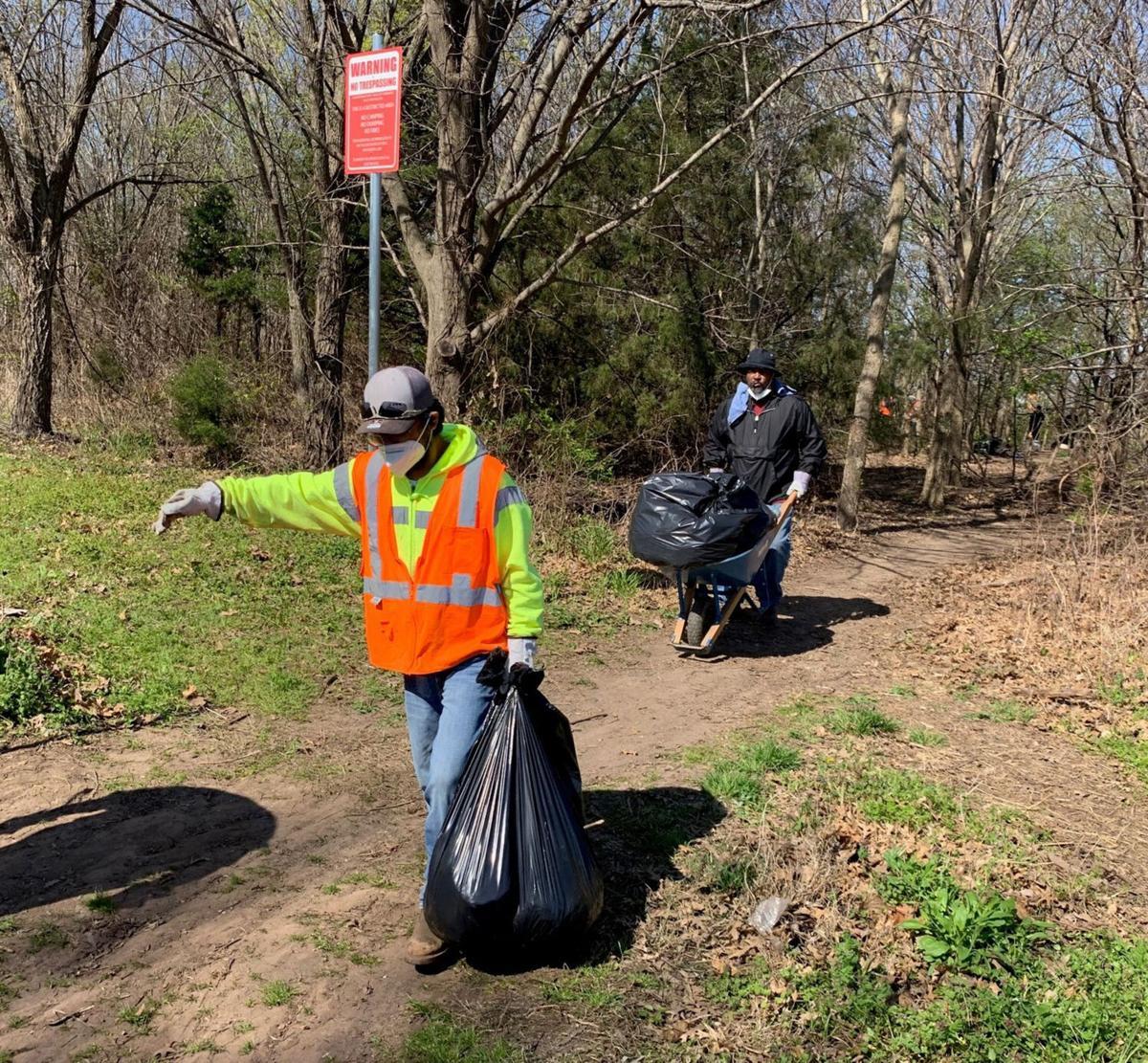 River Park Cleanup
