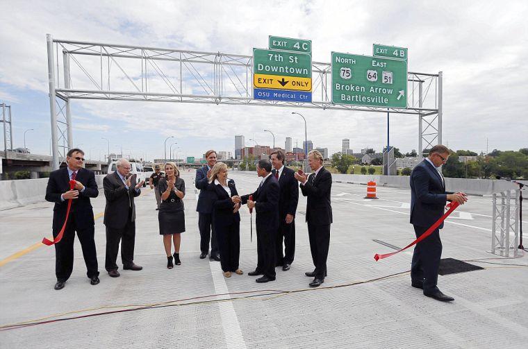 I-244 Bridge Opens