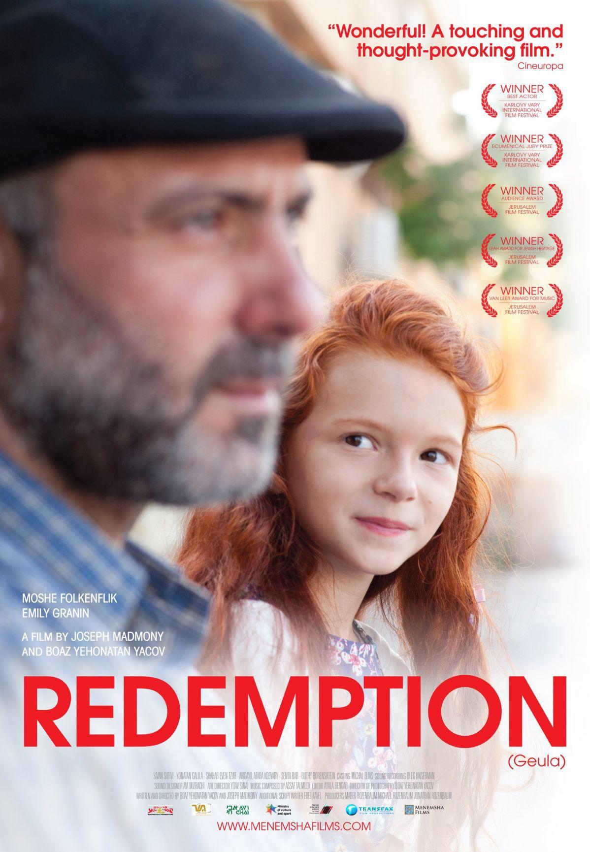 """""""Redemption"""" film poster"""