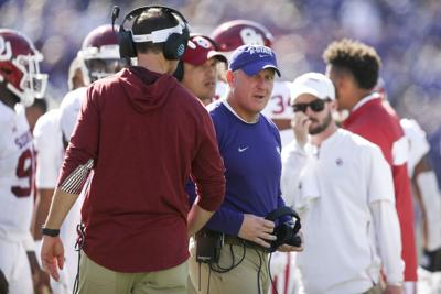 Kansas State tries for back-to-back wins over the Sooners
