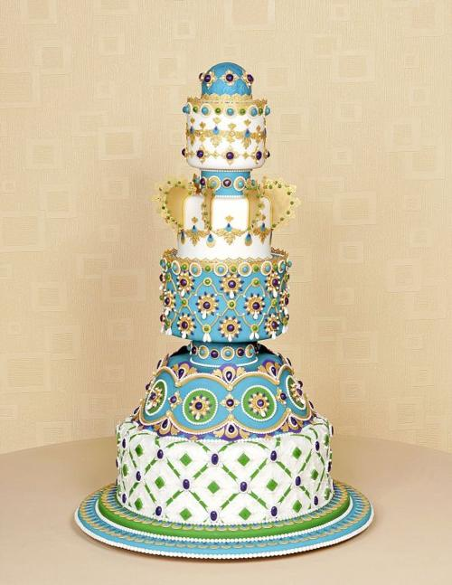 Sugar Art Show features wedding cake contest, demonstrations and ...