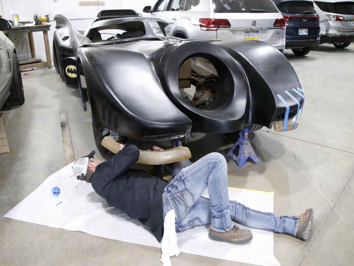 Tulsa Batmobile