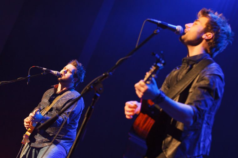 tvtype: Muskogee's Swon Brothers break country music record