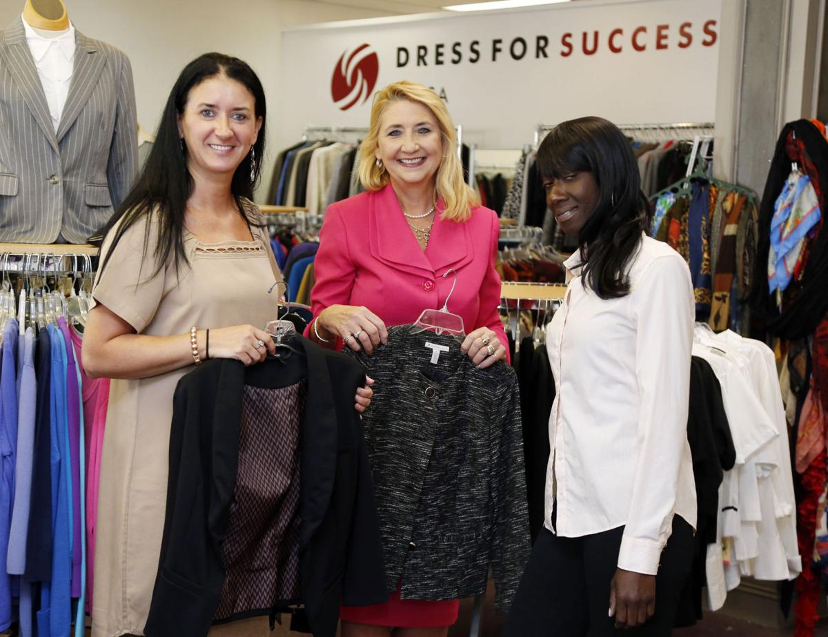 Dress for Success Tulsa helps women succeed, one outfit at a time