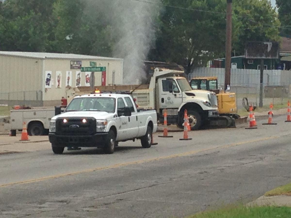 Tulsa gas leak 2