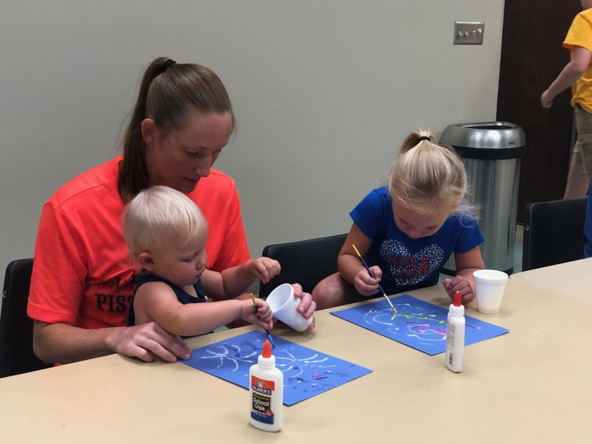 Story Time at the Skiatook Library