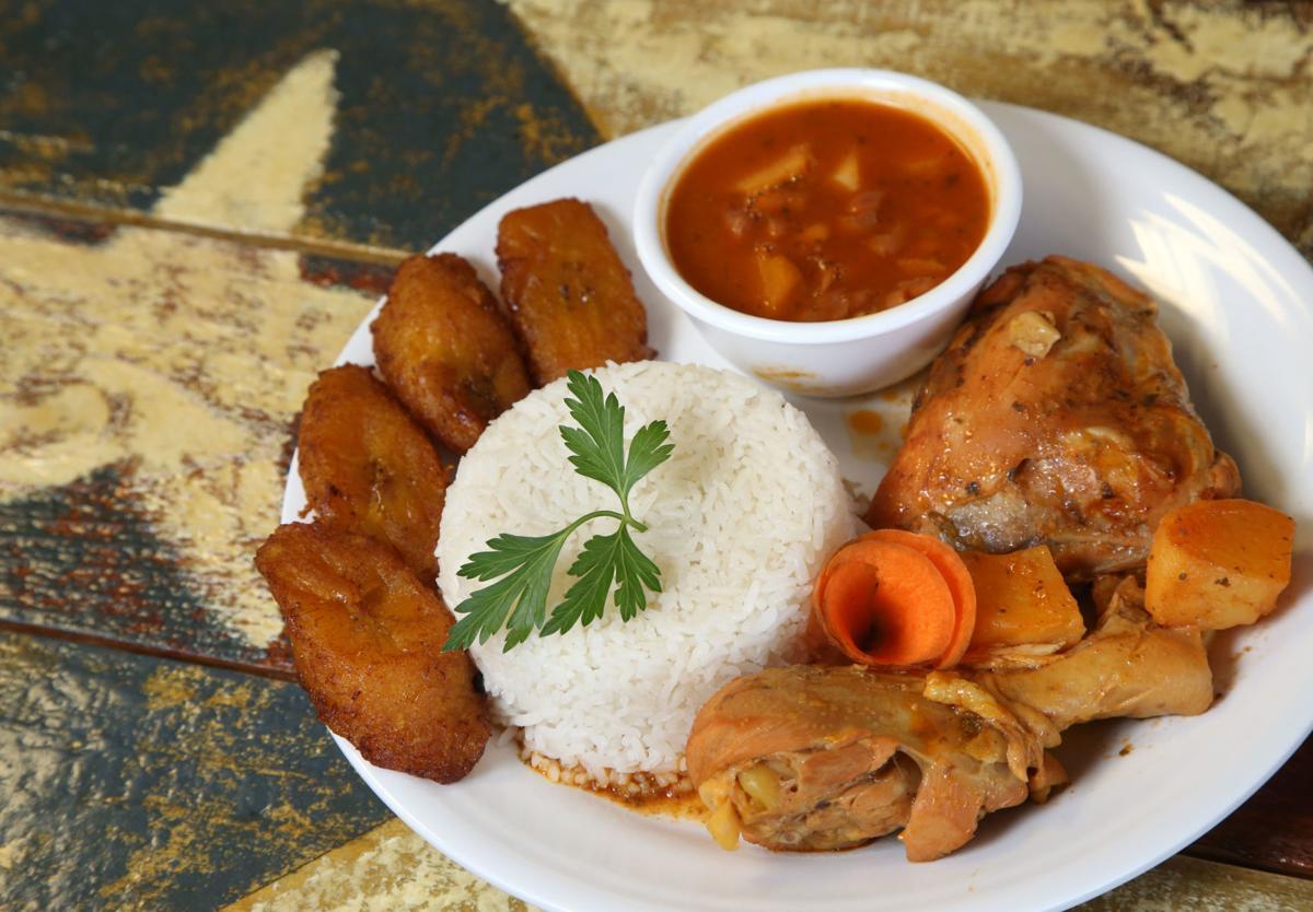 Ohana chicken stew 2
