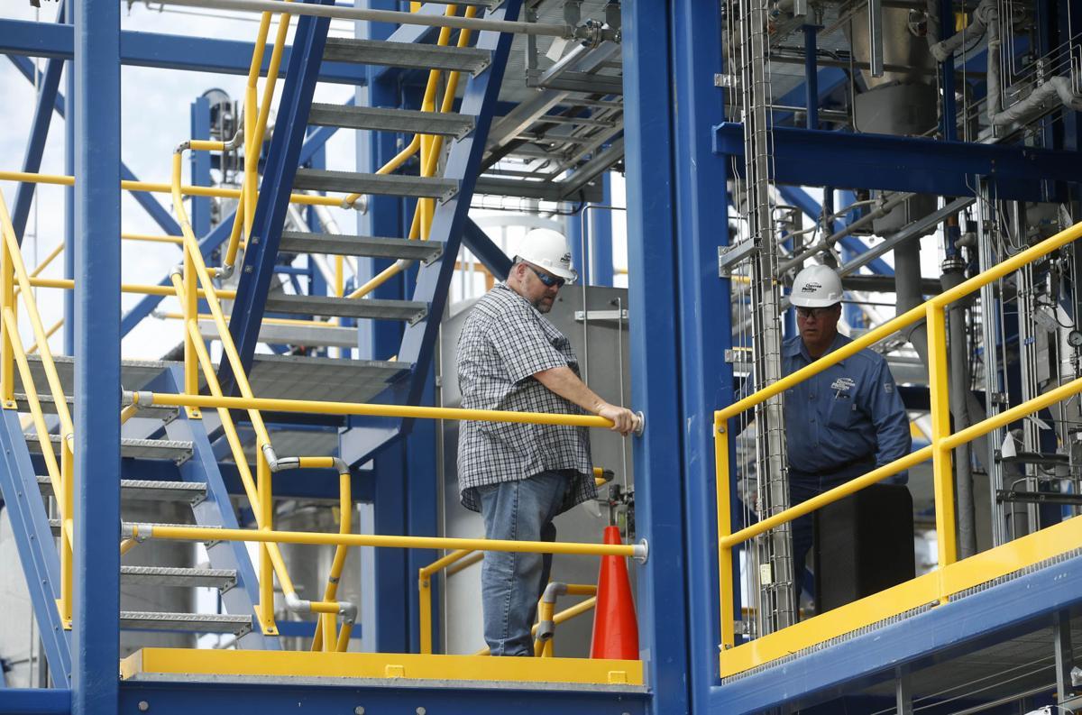 Chevron Phillips Chemical celebrates completion of new polyethylene