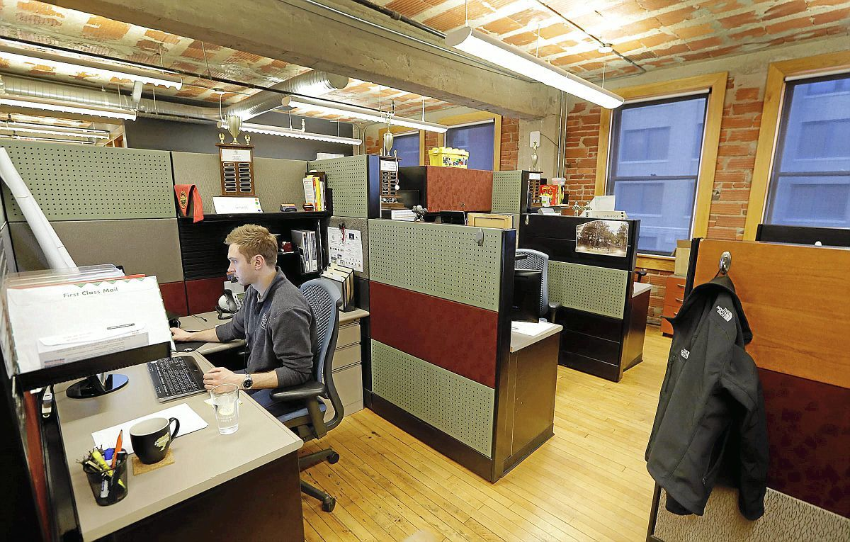 office receptionist resume%0A Fruit of its labor  Persimmon Group plans to expand downtown office space
