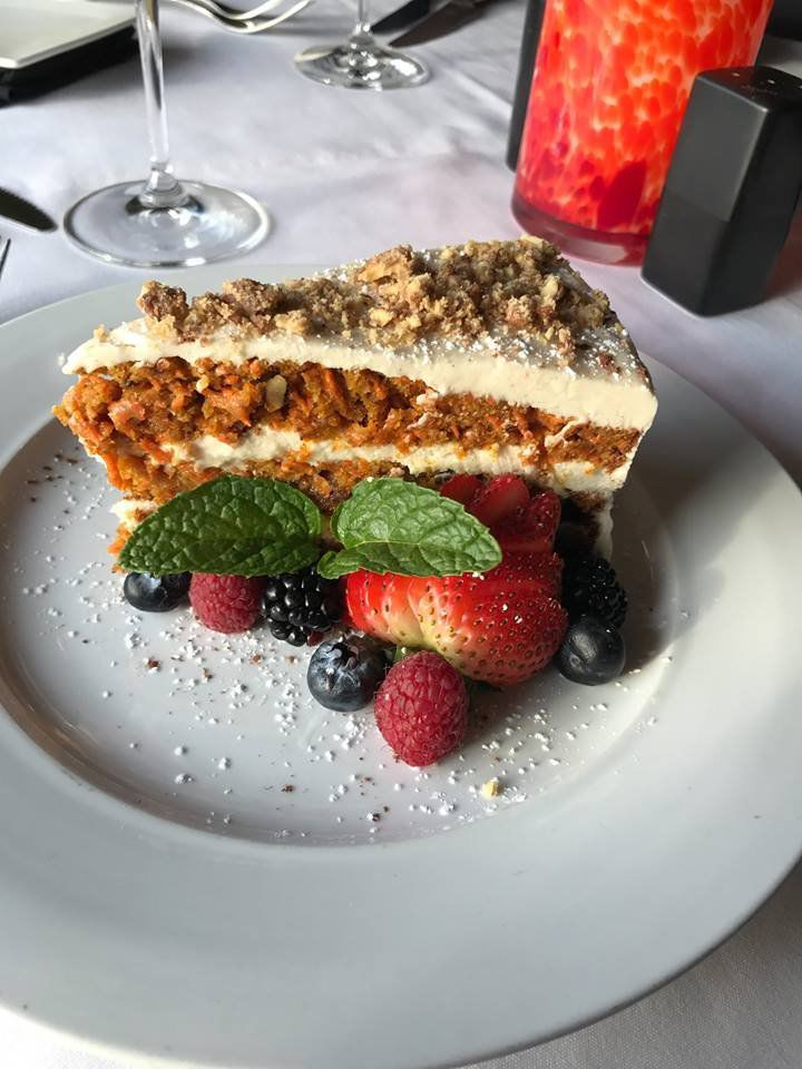 Carrot Cake Tulsa