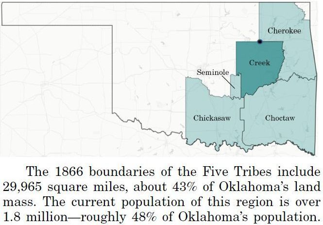 Tribal boundaries