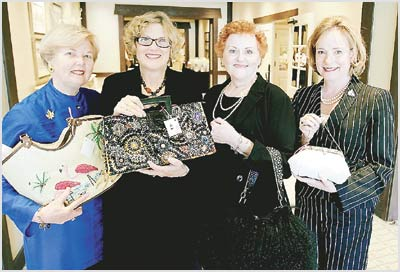 Fab Bags Friends Make Luncheon Fun Archives Tulsaworld Com