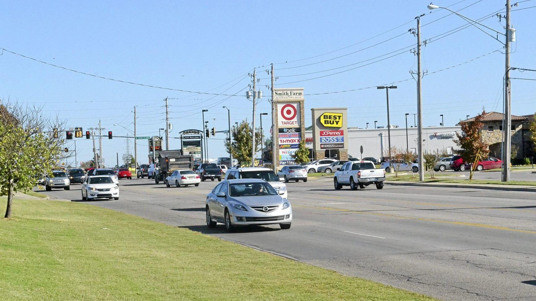 city of owasso moving forward with plans to carry out major 96th street improvements news tulsaworld com 96th street improvements