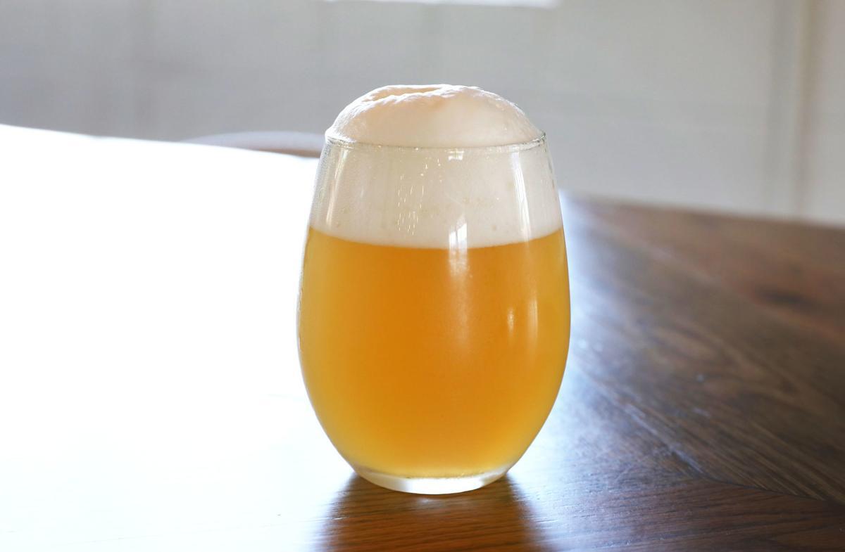 Heirloom Rustic Ales' 'Pontoon' lager