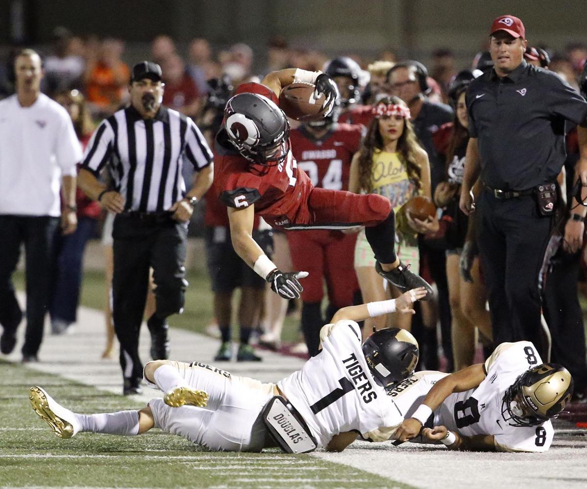high football week 2 owasso knocks off broken arrow to