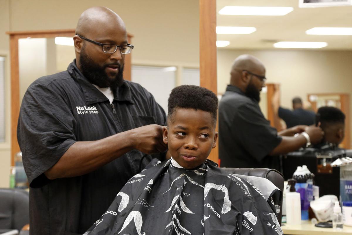 Haircuts At Tulsa Tech