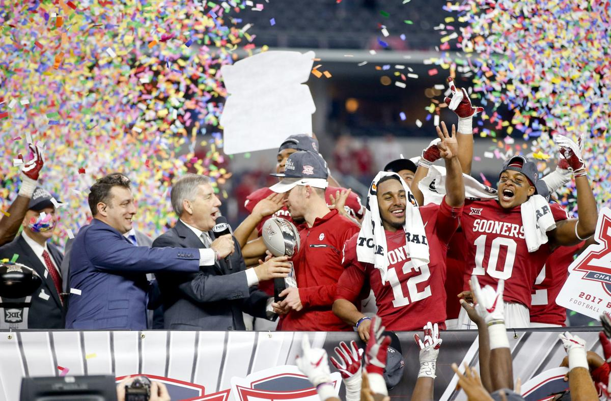 Ou Football Breaking Down The Sooners 2018 Football Schedule