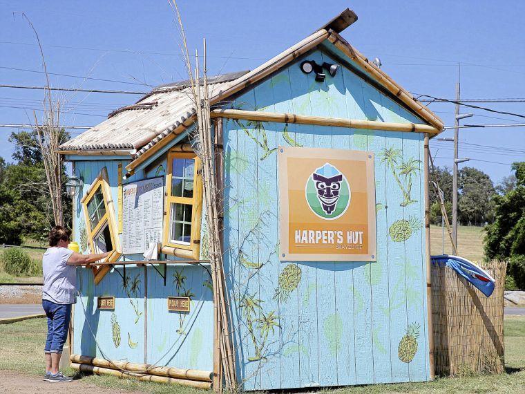 Harper's Hut ice MW