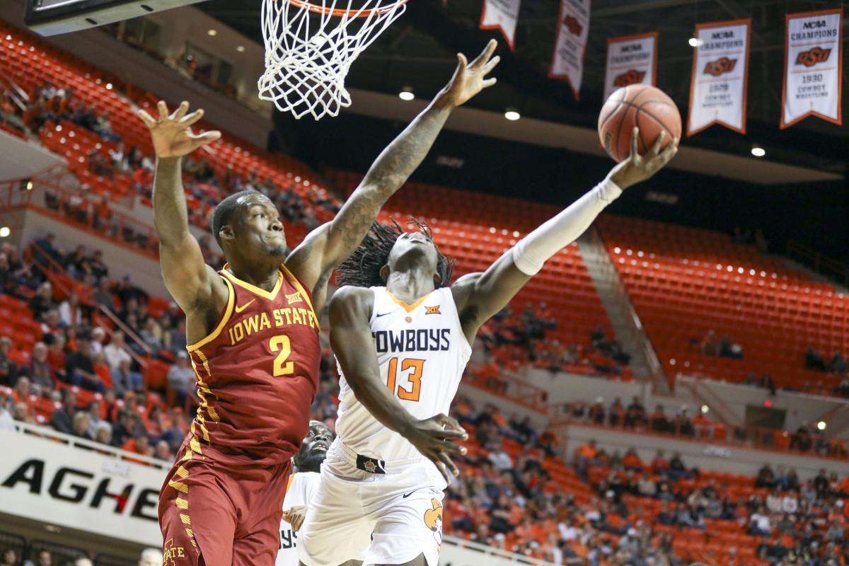 OSU basketball: Oklahoma State one step behind in 69-63 loss