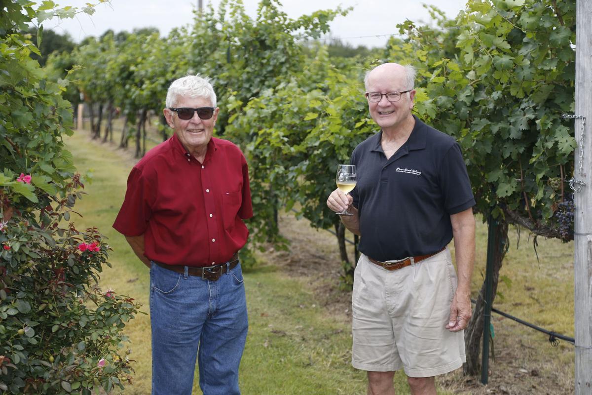 Pecan Creek Winery owners