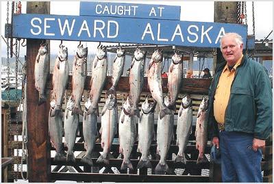 Migliores' Alaskan fishing trip full of adventure