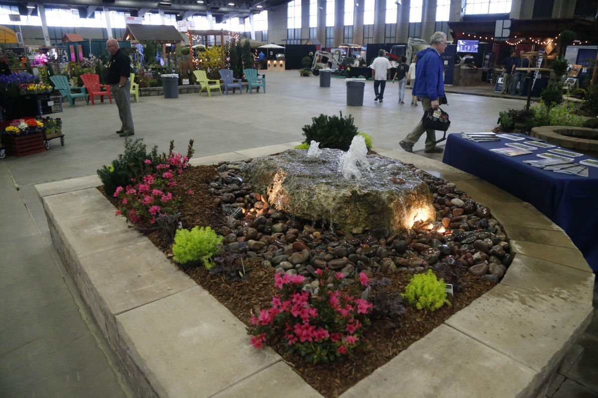Get Creative U0027 With Ideas From The Greater Tulsa Home U0026 Garden Show