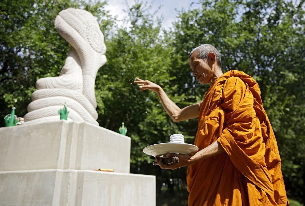 BUDDHA INSTALL