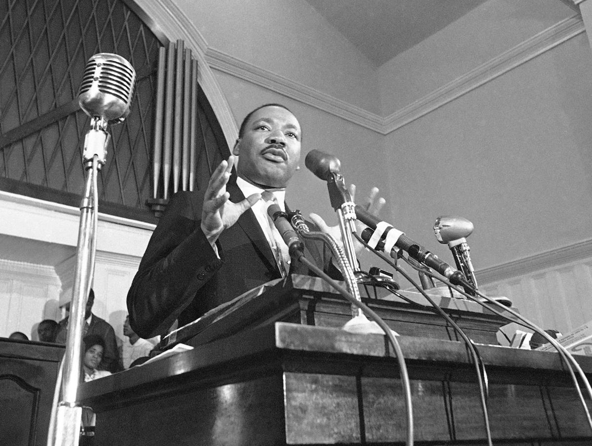 July 28, 1960: MLK speaks to First Baptist Church in Tulsa