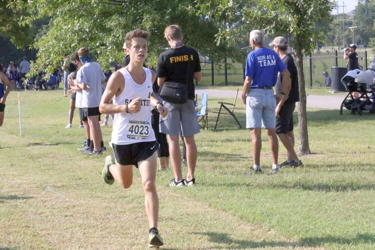 Sand Springs cross country